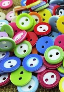 11mm Button Pack Of 5