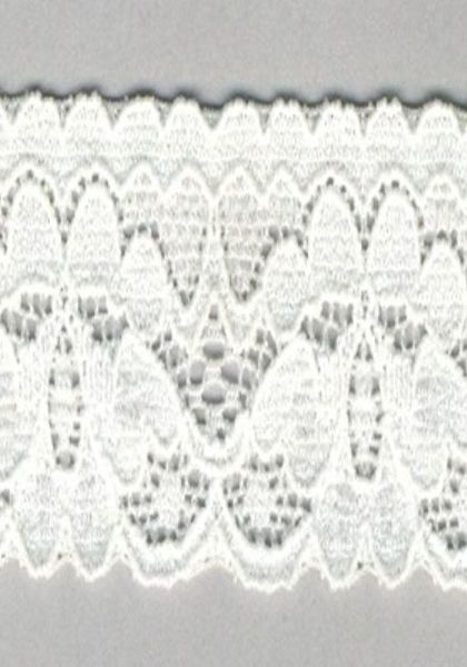 2 Mtrs Stretch Lace  2.5cm